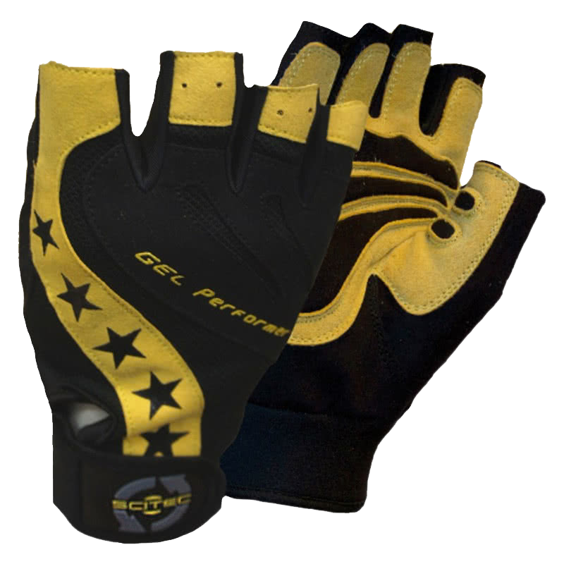 Scitec Nutrition Power Style gloves pair