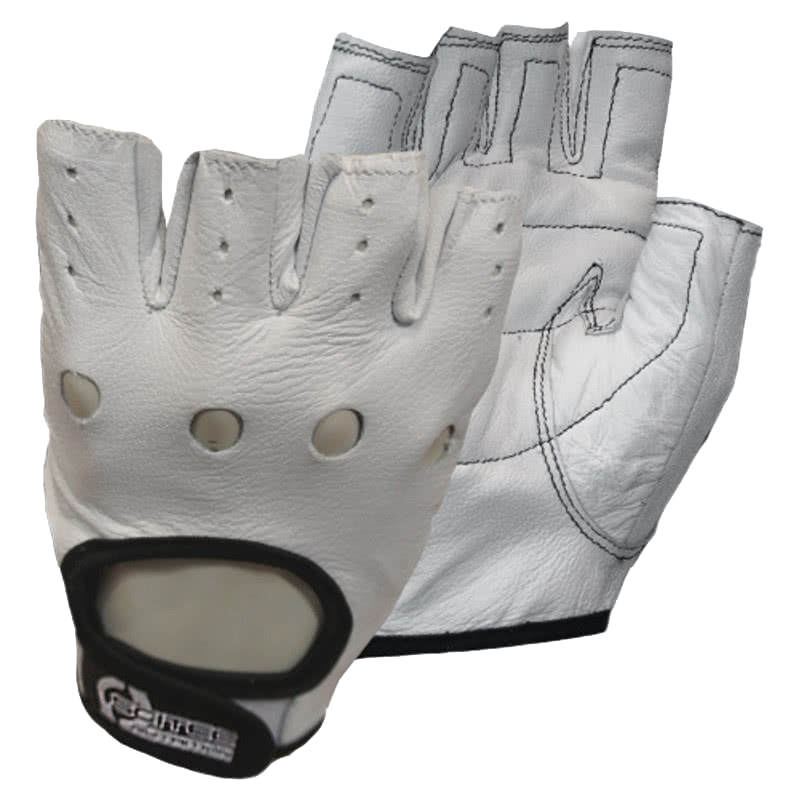 Scitec Nutrition White Style gloves pair