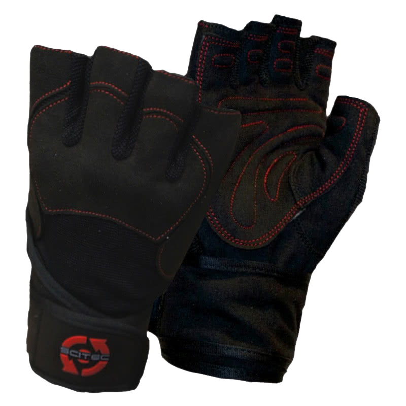 Scitec Nutrition Red Style gloves pair