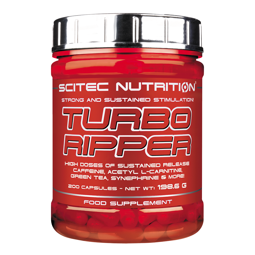 Scitec Nutrition Turbo Ripper 200 caps