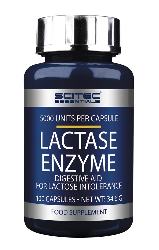 Scitec Nutrition Lactase Enzyme 100 caps