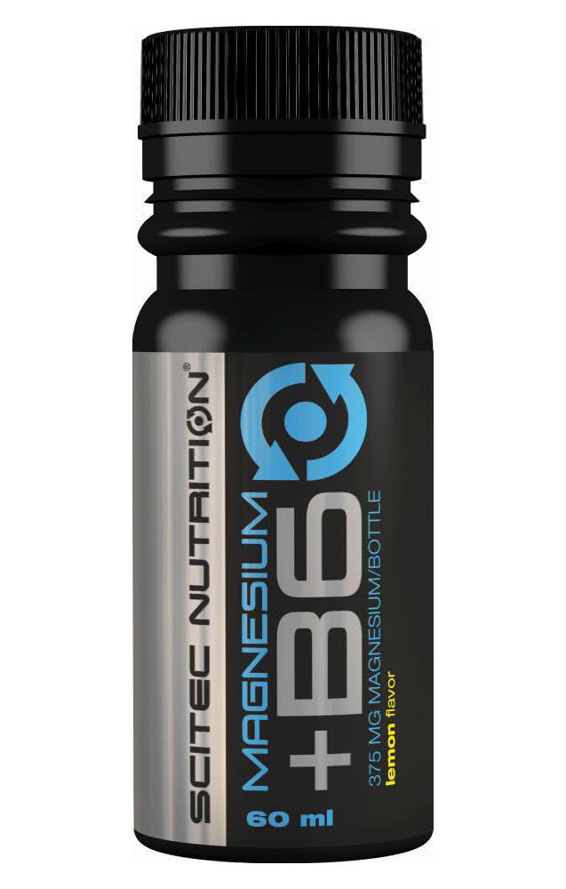 Scitec Nutrition Magnesium+Vitamin B6 Shot 60 ml.