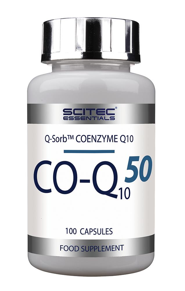 Scitec Nutrition Co-Q10 (50 mg) 100 caps