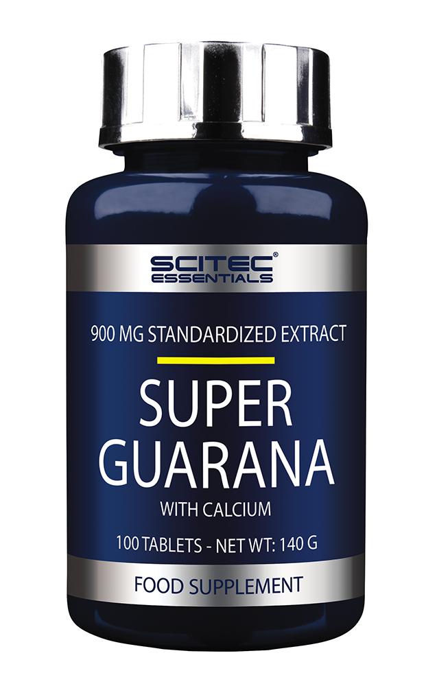 Scitec Nutrition Super Guarana 100 tab.