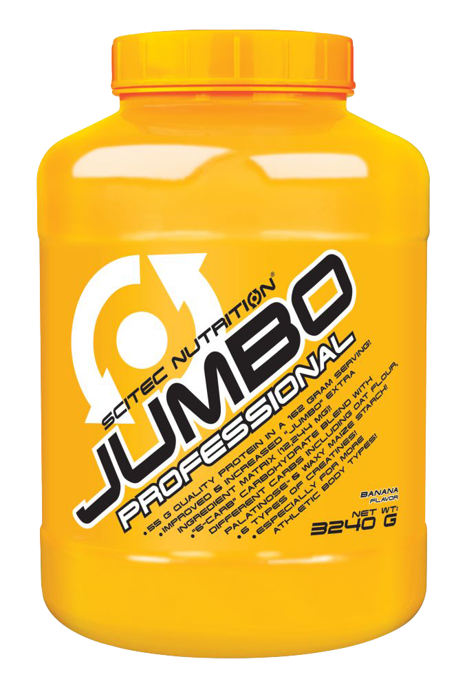 Scitec Nutrition Jumbo Professional 3,24 kg