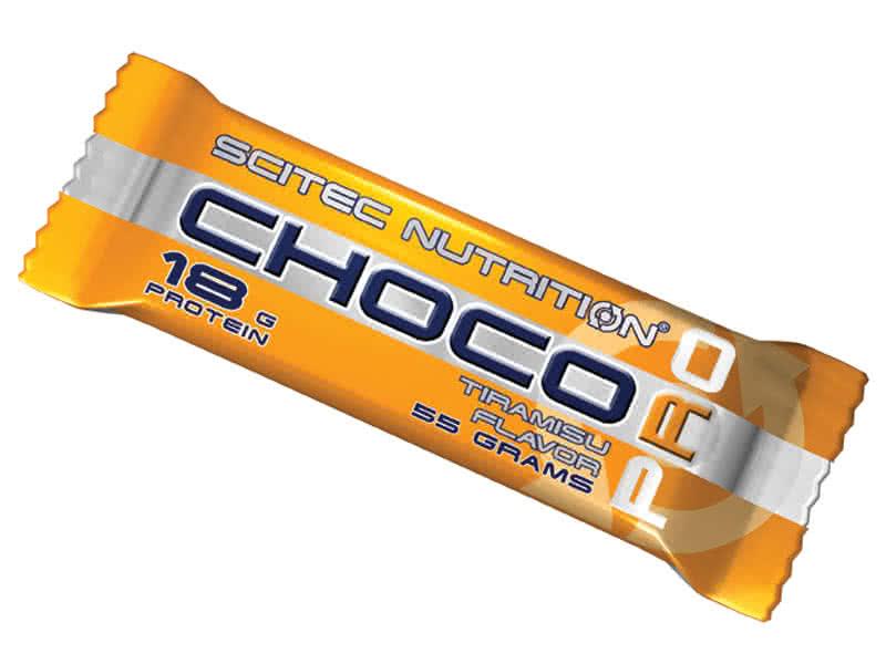 Scitec Nutrition Choco Pro Bar 55 gr.
