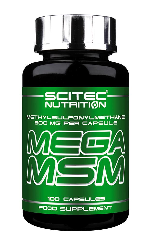 Scitec Nutrition Mega MSM 100 caps