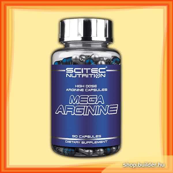 Scitec Nutrition Mega Arginine 90 caps